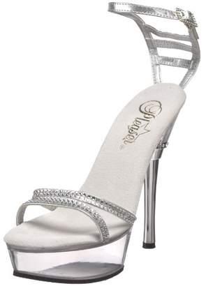 Pleaser USA Women's Allure-684 Platform Sandal