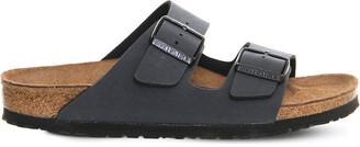 Birkenstock Arizona nubuck leather sandals