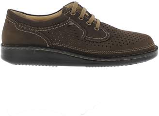 Finn Comfort Mens 1009 Baden Nubuck Shoes 44 EU