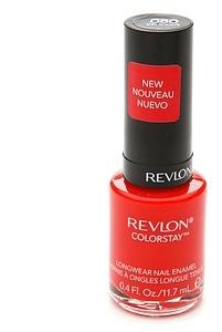 Revlon ColorStay Longwear Nail Enamel, Delicious