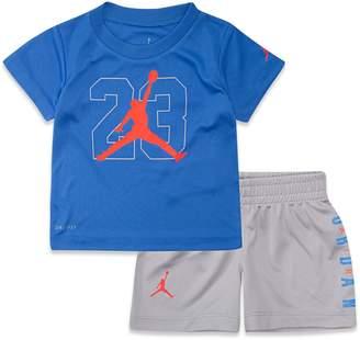 Jordan Baby Boy's Two-Piece Top Pants Set