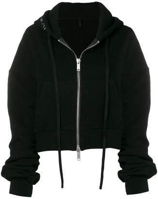 Unravel Project oversized hooded jacket