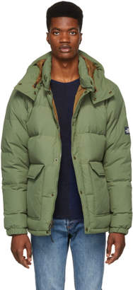 The North Face Green Down Sierra 2.0 Jacket