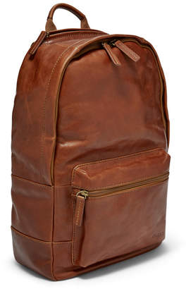 Fossil Estate Casual Leather Backpack