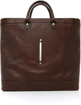 Lee Passavant and Scier Leather Holdall