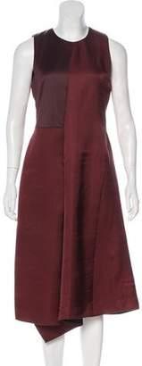 Reed Krakoff Asymmetrical A-Line Dress