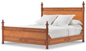 Bunny Williams Home Bamboo Bed - Natural