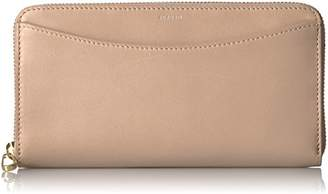 Skagen Continental Zip Clutch Wallet
