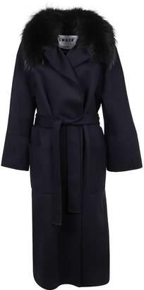 S.W.O.R.D 6.6.44 Blue Wool Coat
