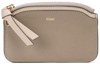 Chloé top zipped wallet