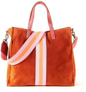 La Redoute COLLECTIONS Leather shopper