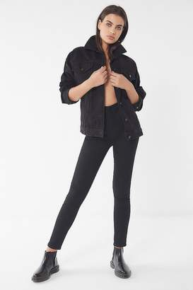 BDG Twig High-Rise Skinny Jean - Black