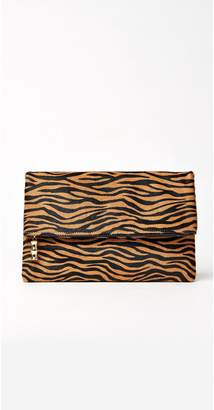 J.Mclaughlin Sienna Clutch in Zebra