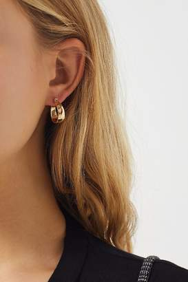Urban Outfitters Gia Chunky Hoop Earring