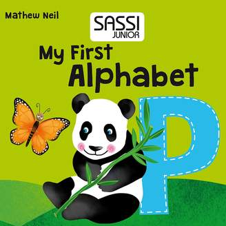 Sassi SASSI My First Alphabet Eco Blocks