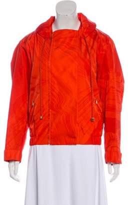 Louis Vuitton Silk Long Sleeve Jacket