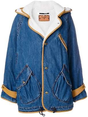 McQ oversized jacket