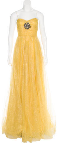 GucciGucci 2016 Iridescent Tulle Gown