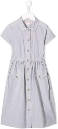 Bonpoint check shirt dress