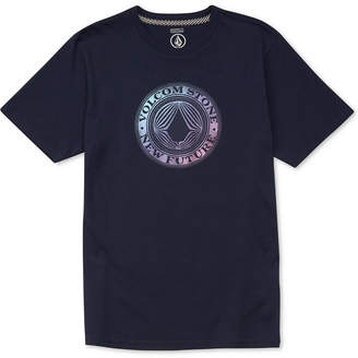 Volcom Little Boys Sphere Graphic Cotton T-Shirt