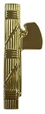 Greater Glory Goods Roman Fasces SPQR Standard Caesar of Rome/Italian Fascist Pin/Brooch