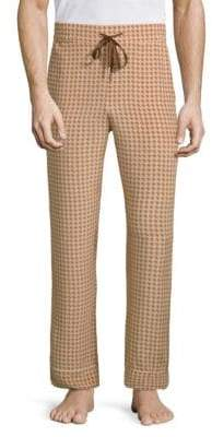 Bally Silk Pajama Bottoms