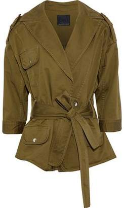 Marissa Webb Julie Cotton-Blend Twill Jacket