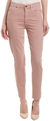 Joe's Jeans The Charlie Adobe Rose High-Rise Skinny Ankle Cut