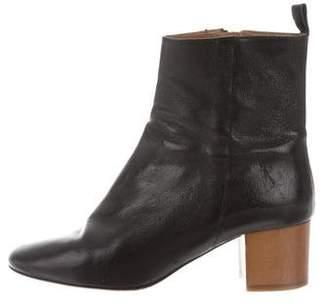 Etoile Isabel Marant Leather Ankle Boots