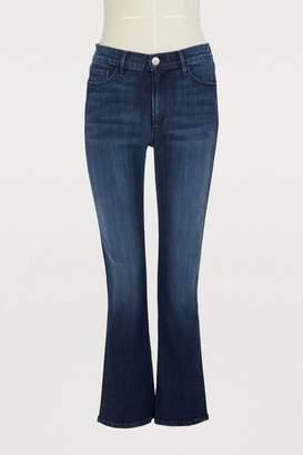 3x1 3 X 1 W2 crop bootcut jeans
