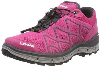 Lowa Women's Aerox GTX Lo Ws High Rise Hiking Boots,3.5-4