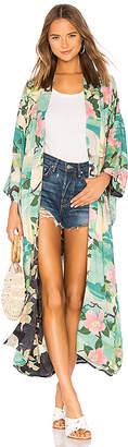 Spell & The Gypsy Collective Nightingale Reversible Maxi Kimono