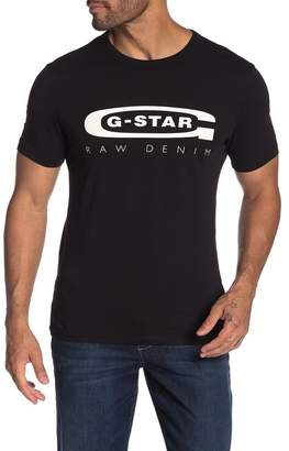G Star Graphic 4 Slim T-Shirt