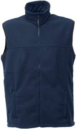 Regatta Haber II Full-Zip Bodywarmer Fleece Anti-Pill Jacket (250 GSM) (L)