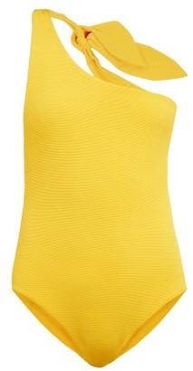 Cossie + Co - The Christie Swimsuit - Womens - Dark Yellow