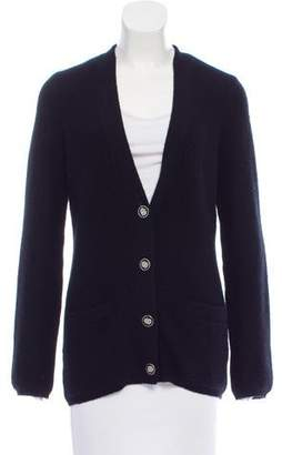 Tory Burch V-Neck Cashmere Cardigan