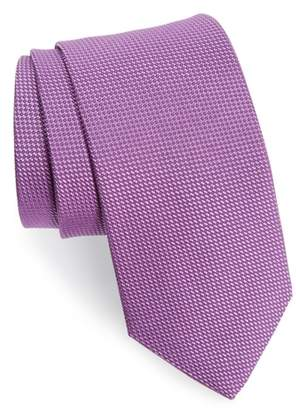 Eton Solid Silk Tie