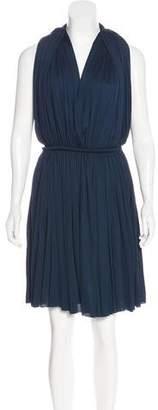 Lanvin Sleeveless Evening Dress
