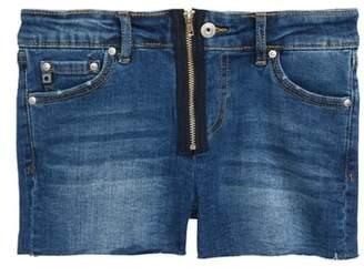 AG Adriano Goldschmied kids The Bruna Cutoff Denim Shorts