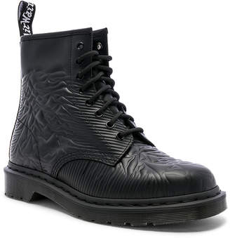 Dr. Martens x Joy Division1460 Unknown Pleasures in Black | FWRD