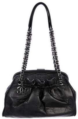 Chanel Paris-New York Frame Bag
