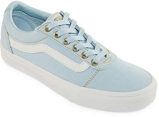 Vans Ward Womens Skate Shoes Lace-up