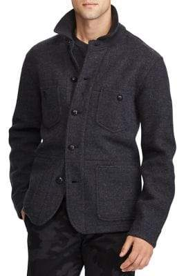 Polo Ralph Lauren Merino Wool Chore Jacket