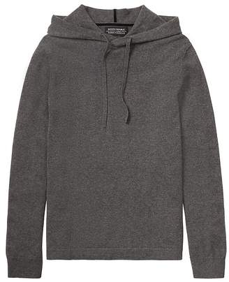 Banana Republic Todd & Duncan Cashmere Sweater Hoodie