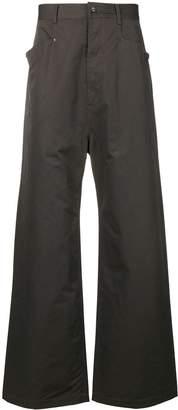 Rick Owens wide-leg trousers