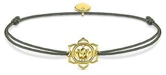 Thomas Sabo Glam & Soul Little Secret Lotus Flower Gold Bracelet