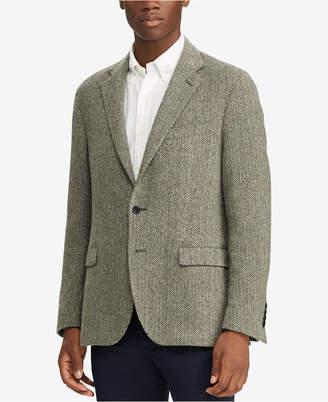 Polo Ralph Lauren Men's Herringbone Sport Coat