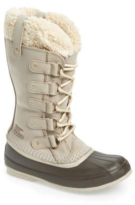 Sorel Joan of Arctic(TM) Lux Waterproof Winter Boot with Genuine Shearling Cuff