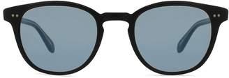 Garrett Leight Men's McKinley Round Sunglasses, 45mm