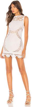Majorelle Rosalina Mini Dress